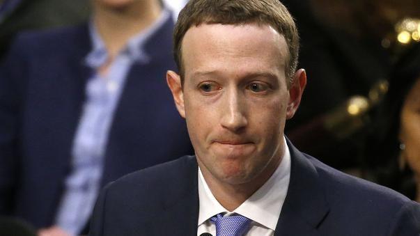 Цукерберг: я приношу извинения за допущенные злоупотребления (видео)
