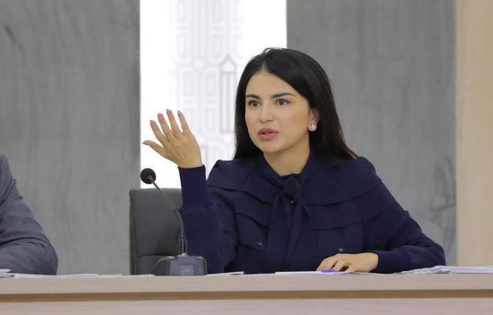 Саида Мирзиёева: «Амалга оширилиши керак бўлган ишлар жуда кўп»