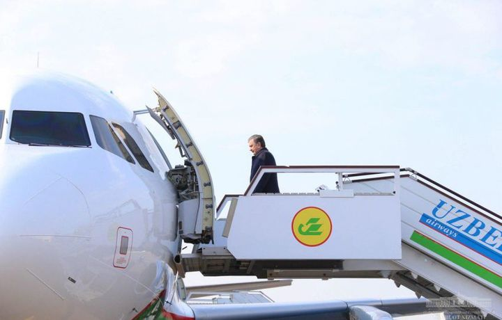 Объявлена дата визита Шавката Мирзиёева в Объединенные Арабские Эмираты