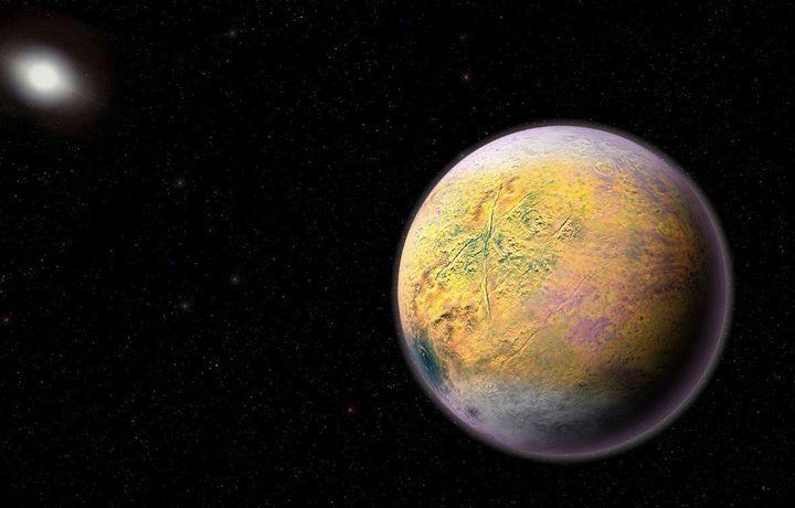Фотофакт: аъзоликдан четлатилган Плутон ва 40 сайёра