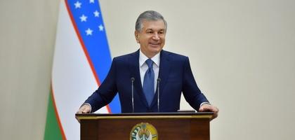 Президент проводит совещание в Наманганской области