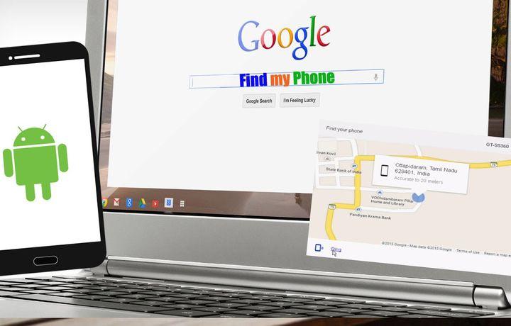 Йўқолган телефонни «Google» ёрдамида топишни биласизми?