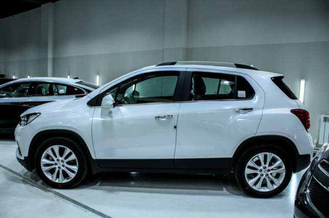 «GM Uzbekistan» «Tracker Premier AT» автомобилига байрамона чегирма эълон қилди