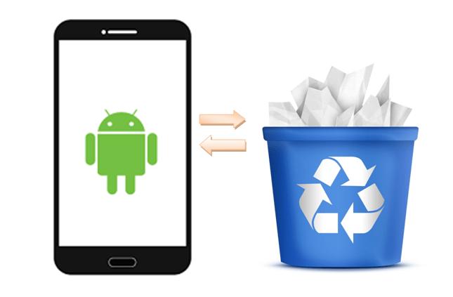Как восстановить удаленные или потерянные фотографии на Android
