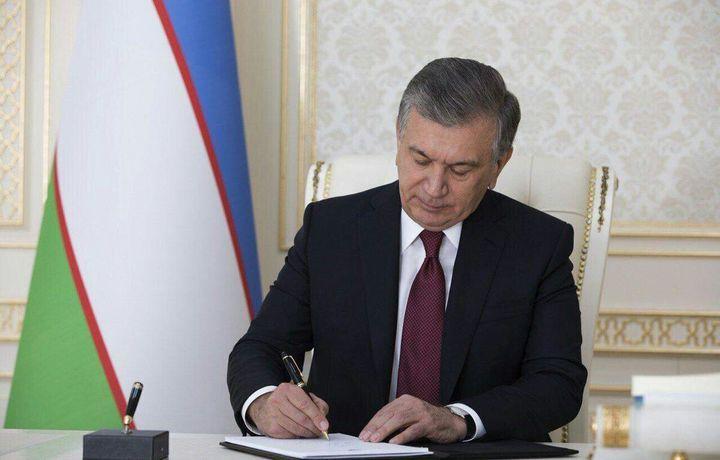 Президент ипотека кредити бозорига оид фармонни имзолади