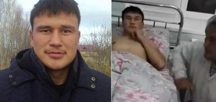 Xorazmlik qahramon yigit Rossiyada qiyin vaziyatga tushib qoldi