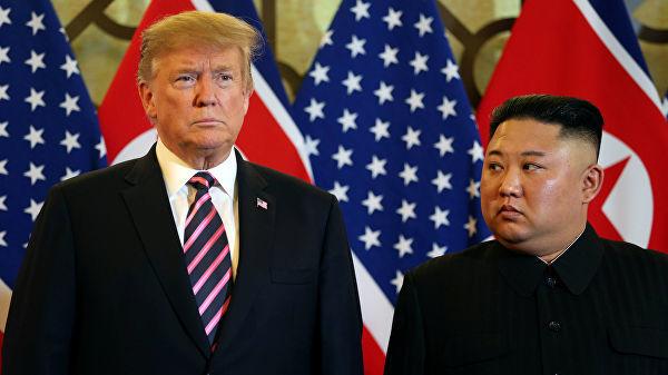 Трамп ва Ким Чен Ин якуний келишувга эриша олмадилар