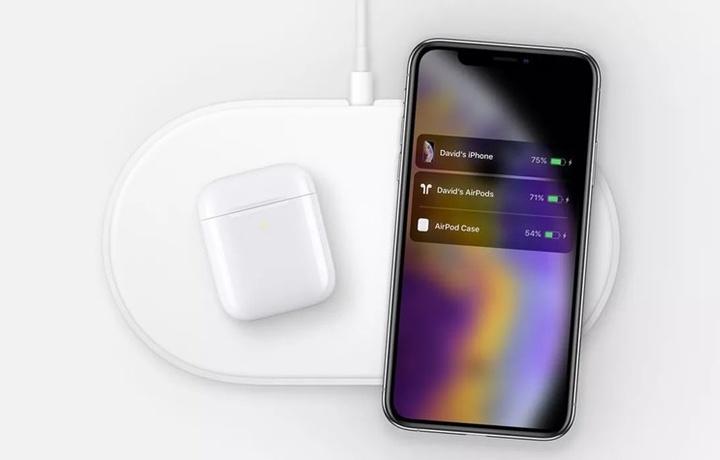 Сайт Apple показал беспроводную зарядку AirPower (фото)