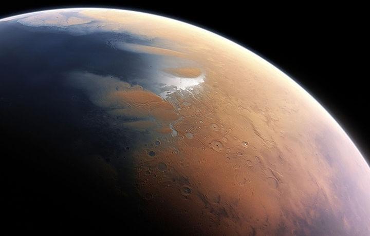 Марсдан хабар: NASA учирган зонд «қизил сайёра»га бориб қўнди