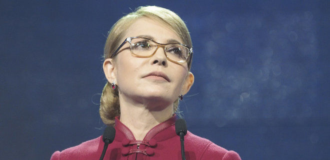 Зеленский Украина президенти бўлса, Юлия Тимошенко бош вазир ўрнини эгаллайдими?
