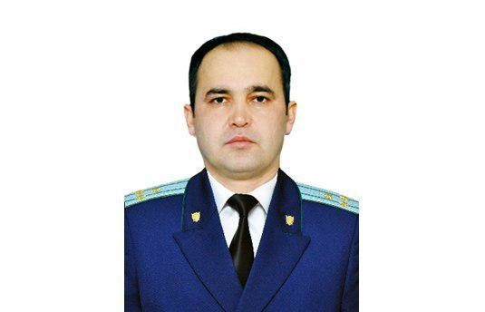 Акмалхўжа Мавлонов Наманган вилояти прокурори этиб тайинлади