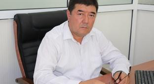 Toshkent tibbiyot akademiyasining Anesteziologiya va reanimatologiya kafedrasi mudiri Ne'matjon Ibragimov.