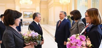 «Биз Ўзбекистонда ўз уйимиздагидекмиз» — Виктор Орбан