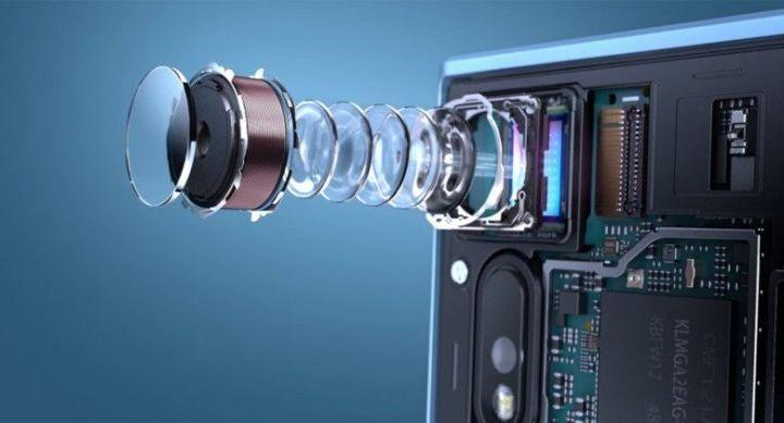 «Sony»нинг янги иккиталик камераси мутлақ қоронғуликда ҳам суратга олишга қодир