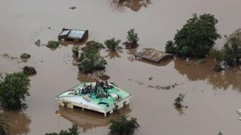 Африкадаги «Идай» циклони 700 дан зиёд кишининг умрига зомин бўлди