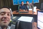 «Futbol plyus» dasturi mualliflari — Bobur Akmalov,  Jamoliddin Bobojonov va Xayrulla Hamidov.
