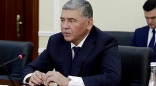Ихтиёр Абдуллаев — Ўзбекистон Республикаси Миллий хавфсизлик хизмати раиси.