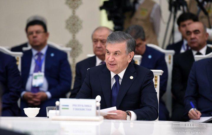 Shavkat Mirziyoyev muhim takliflarni ilgari surdi